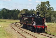 30 April 2005 6 (LC1073) Tags: 30 steamlocomotive steamloco smr30 pelawmain rvrm smrtenclass