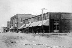 Historic Downtown Branson (Branson Missouri) Tags: branson mo cvb historic downtown taneycomo river history