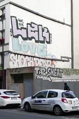 LZK - Love - Shock - Pear - Sheat - ADN (Ruepestre) Tags: lzk love shock pear sheat adn art paris france streetart street graffiti graffitis urbain urbanexploration urban