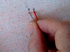 Backstitch Step 2