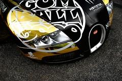 Gumball 3000 Bugatti Veyron (j.hietter) Tags: california detail car gold part exotic supercar partial gumball3000 bugattiveyron