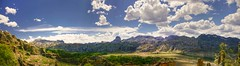Isalo in all her glory (G.O.Photo) Tags: africa panorama landscape pentax madagascar hdr isalo k100 1exp
