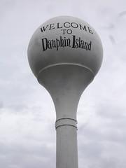 Dauphin Island: Water Tower