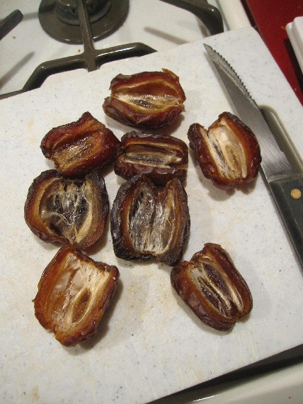 Dissected Dates