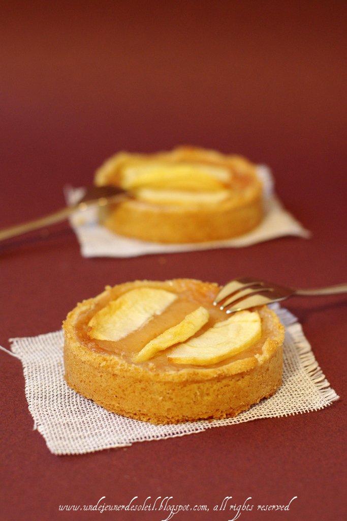Tarte pommes coings 1