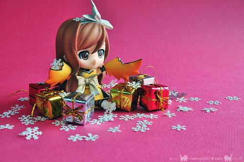 Shining Wind Kureha Nendoroid