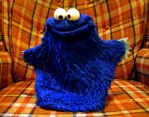 My Childhood Cookie Monster!