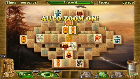 minis - Mahjongg Artifacts 2 - screen