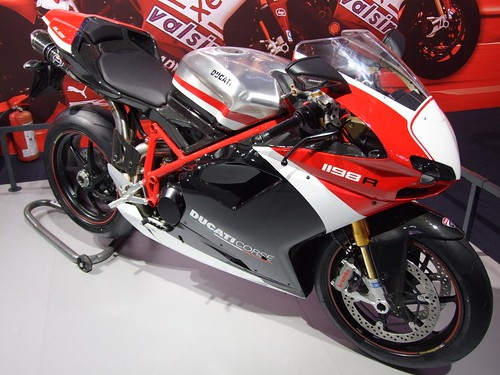New Ducati Superbike 1198R Corse Special Edition photo
