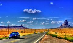Monument Valley (violentjack) Tags: america natura monumentvalley paesaggi