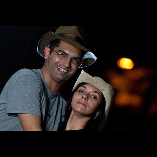 Lise e Juliano
