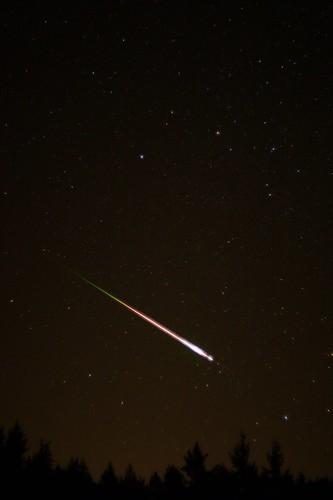 2009 Leonid Meteor
