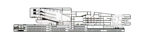 Un auditorium pharaonique pour faire revenir les déserteurs.