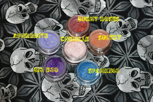 BFTECosmetics Jars Set 1