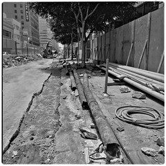 SCRTD - Metro Rail Construction RTD_1929_12 (Metro Transportation Library and Archive) Tags: construction metrorail rtd scrtd dorothypeytongraytransportationlibraryandarchive southerncaliforniarapidtransitdistrict