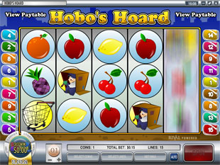 Hobo's Hoard slot game online review