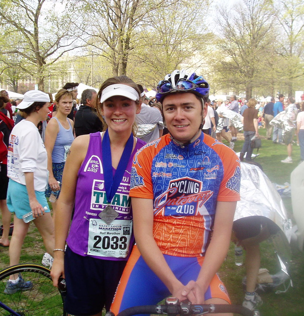 jason and me at marathon