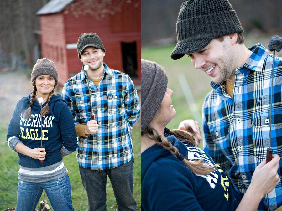 Sara and Todd~ Anytime Shoot