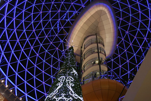 Christmas Night Dome