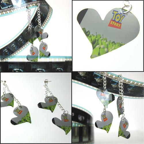 toy story 4 trailer. film earrings-toy story 2-4