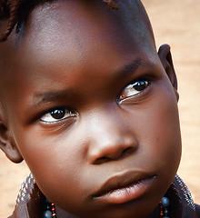 Young-Himba-Girl (bodafon) Tags: tribe himba the