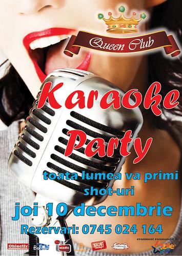 10 Decembrie 2009 » Karaoke Party