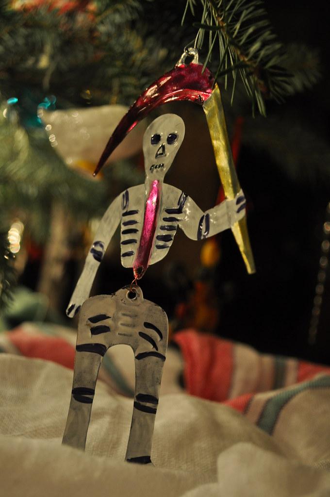 Ornament - Dia de los Muertos
