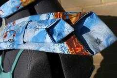 Necktie - back