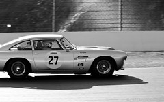 Aston-Martin DB4 GT (Pieter Ameye Photography) Tags: 6 classic cars ford car race canon eos is cobra belgium head top interior hard belgië f1 event shelby fixed hours usm 1855mm gt 70300mm six spa 2009 spafrancorchamps 400d pieterameye
