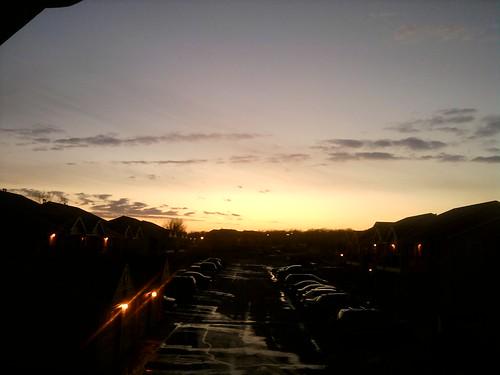 12/21 Sunset