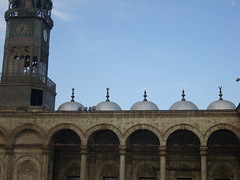 Domes at the Mosque (James Oliver-Carton) Tags: mosque cairo domes muhammadali