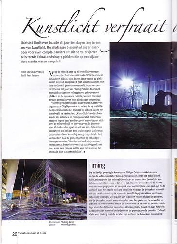 Tuin & Landschap 26 - Article 12/2009