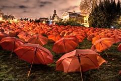 Red Umbrella.. (Tallapragada) Tags: blanche nuit krishlikesit