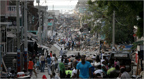 Haiti-Port-Au-Prince-Earthquake-rubble-1-13-10