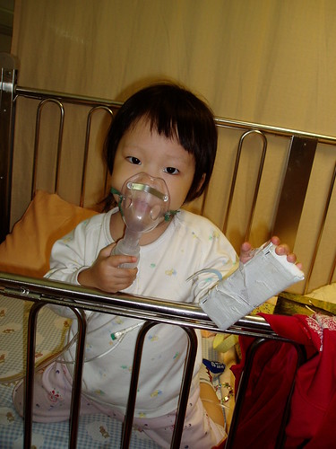 2007,Christina @ Cathay General Hospital, Ward 5 West