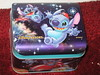 TDR Stitch candy metal box