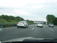 Audi RS4 (Damors) Tags: car sedan silver spur grey basement royal fast grau autobahn hannover exotic lane tc mazda audi left a2 limousine morten kk rs4 concepts 323 silber linke bab2 autogespot exoticsonroad autoinformatief schwend carparazz