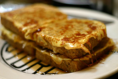 Shopsins Coconut french toast