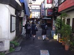 Tokyo 2009 - 中野 - 散步隨手拍(10)