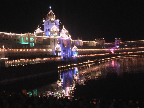 golden temple diwali. Diwali @ Golden Temple