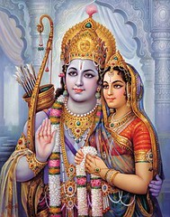 Ram and Sita (simonram) Tags: artwork vishnu lord sri gods ram hindu raghav goddesses sita rama raja raam prabhu sree shri ramayana ramayan darbar bhagwan ragupathi ragupati indraasharma