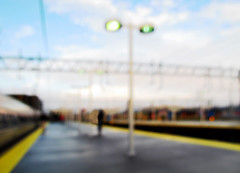 Focus malfunction (colorstalker) Tags: arty fromthetrain ontheroad