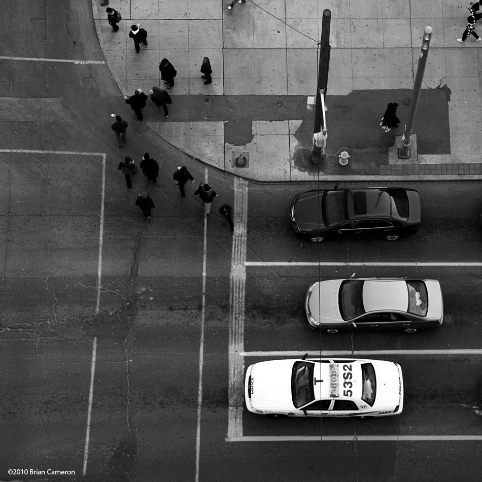 Cars & Peds