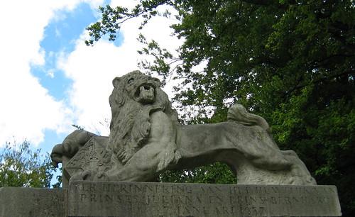 Albert Termote, Lion