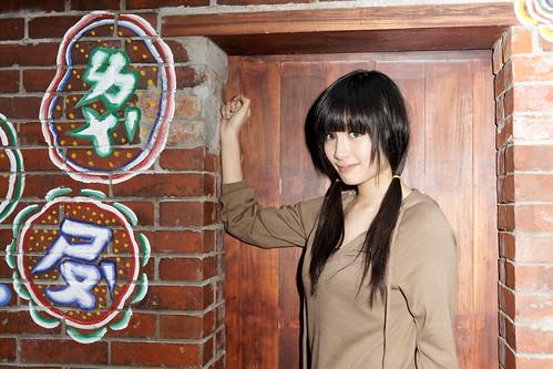 [フリー画像] 人物, 女性, アジア女性, 201008232100