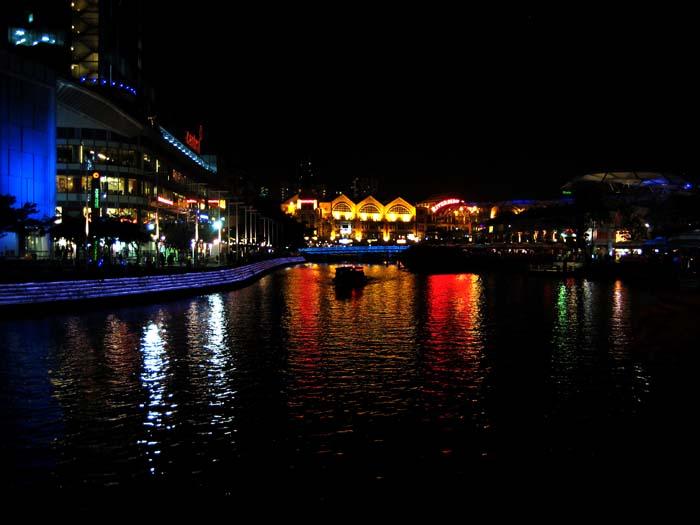 Downtown Singapore