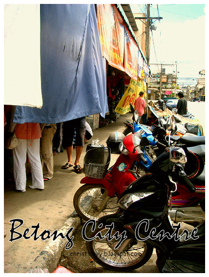 Betong City Centre