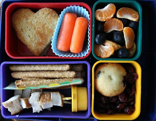 Kindergarten Bento #290