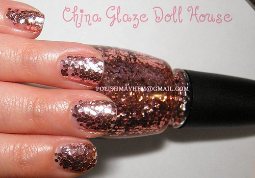 China Glaze Doll House