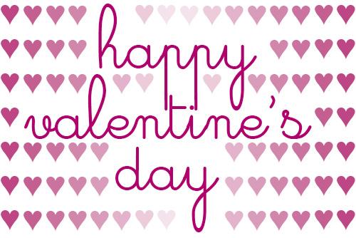 Valentine's graphic